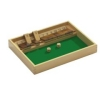 "Klappbrett Spiel ""Shut the box"""